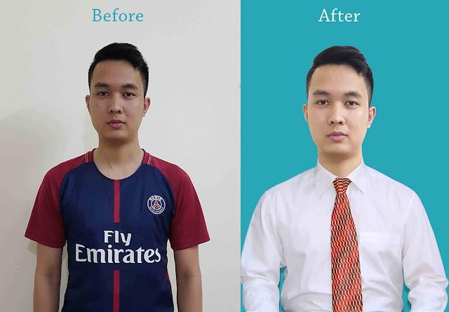 Dịch vụ chỉnh sửa hình ảnh tại quận Long Biên