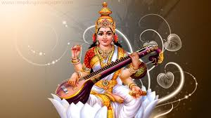 Best Saraswathi Mata  Wallpaper
