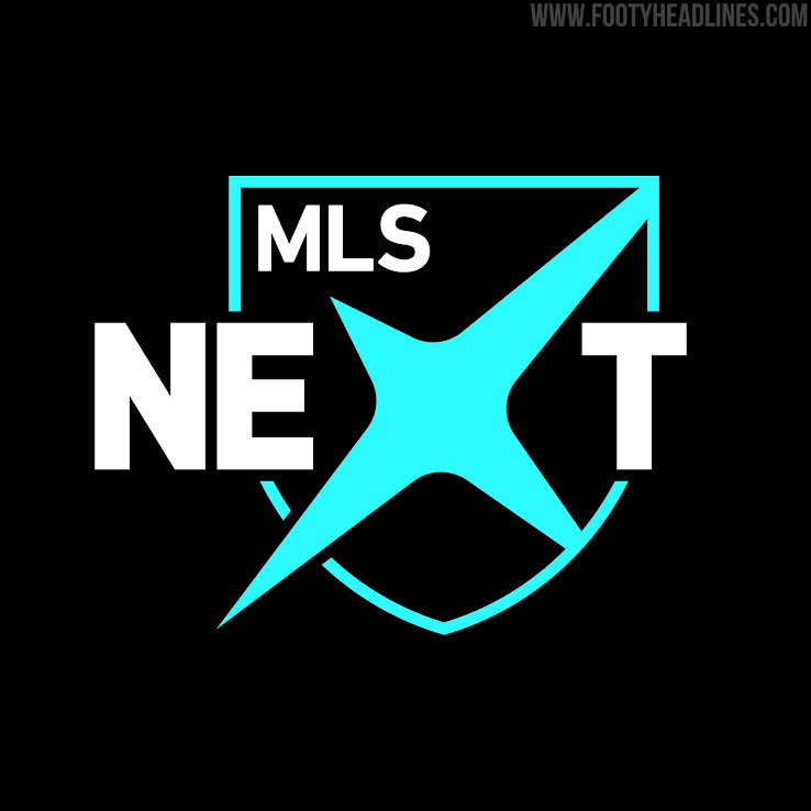 all new mls next launched logo visual identity footy headlines all new mls next launched logo