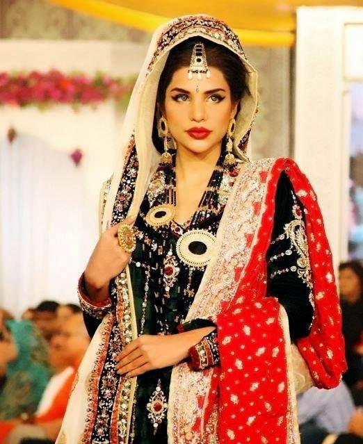 Latest Fashion Trends: Pakistani Bridal Couture Wedding