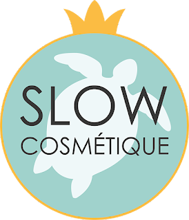 Logo de la mention slow cosmétique