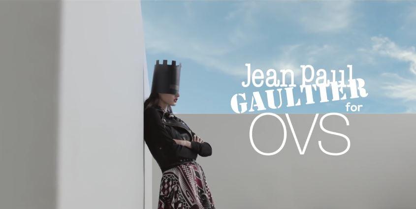 Canzone OVS pubblicità Jean Paul Gaultier - Musica spot Novembre 2016