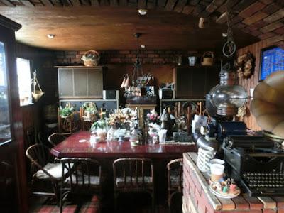 骨董喫茶店