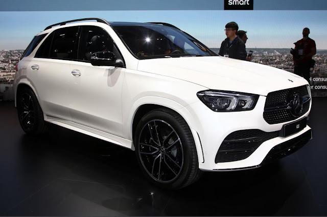Mercedes GLE SUV 2019