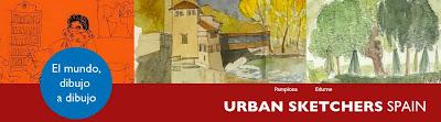 croquis urbano