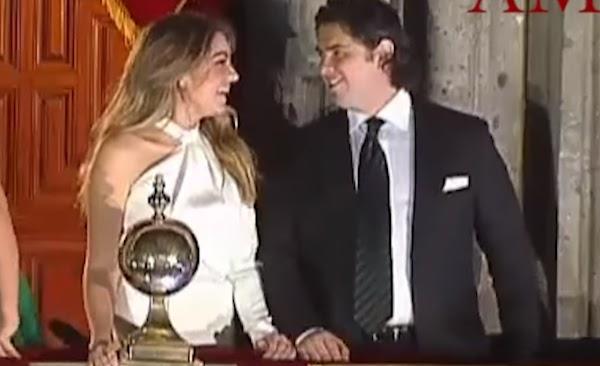 Hijos de Peña Nieto y la gaviota muy cariñosos mientras el pueblo da el grito de ❝dolor❞