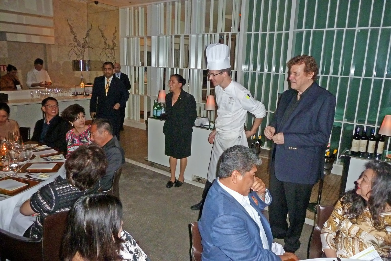 Kee Hua Chee Live Migf Fine Dining At Lai Po Heen And