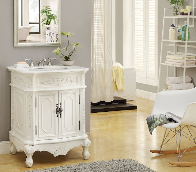 27 Inch Bathroom Vanities: Antique Bathroom Vanities