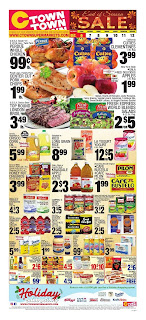 ⭐ CTown Circular 12/6/19 ⭐ CTown Weekly Ad December 6 2019