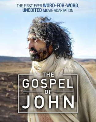 Poster Of Free Download The Gospel of John 2014 300MB Full Movie Hindi Dubbed 720P Bluray HD HEVC Small Size Pc Movie Only At worldfree4u.com