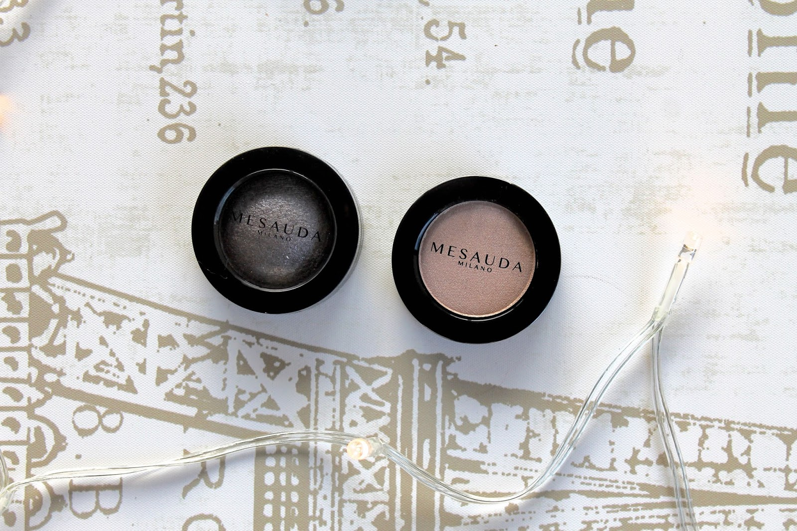 mesauda milano eyeshadow blog review