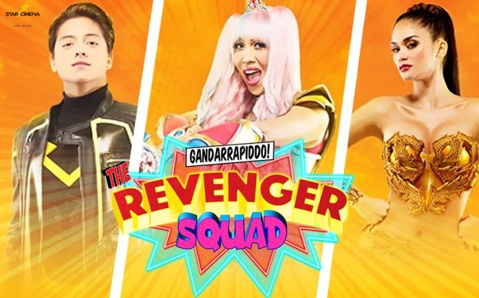 The Revenger Squad