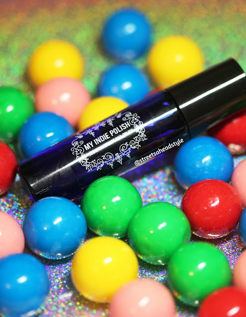 My Indie Polish Gumballs Theracare Cuticle Oil