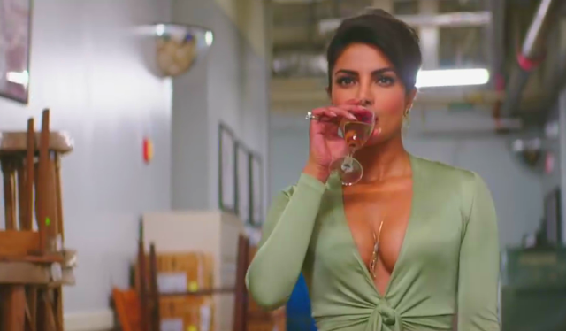 Priyanka Chopra from Baywatch