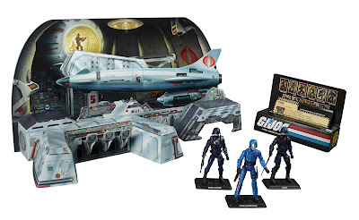 San Diego Comic-Con 2017 Exclusive G.I. Joe Cobra Missile Command Headquarters Set by Hasbro