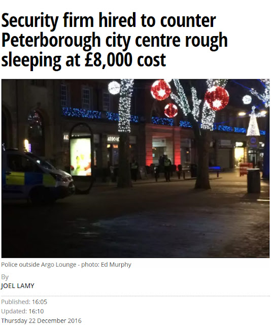 Article from Peterborough Telegraph