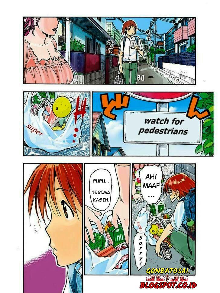 Ashitaba-San Chi No Muko Kurashi Chapter 1