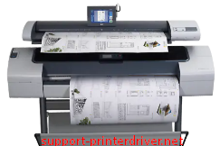 HP DesignJet T1120 SD Printer Driver Download