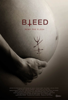 Bleed (2016) DVDRip Full Movie Watch Online Free