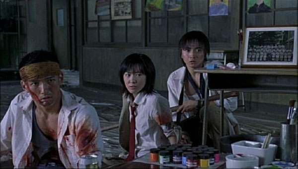Battle Royale, released in 2000