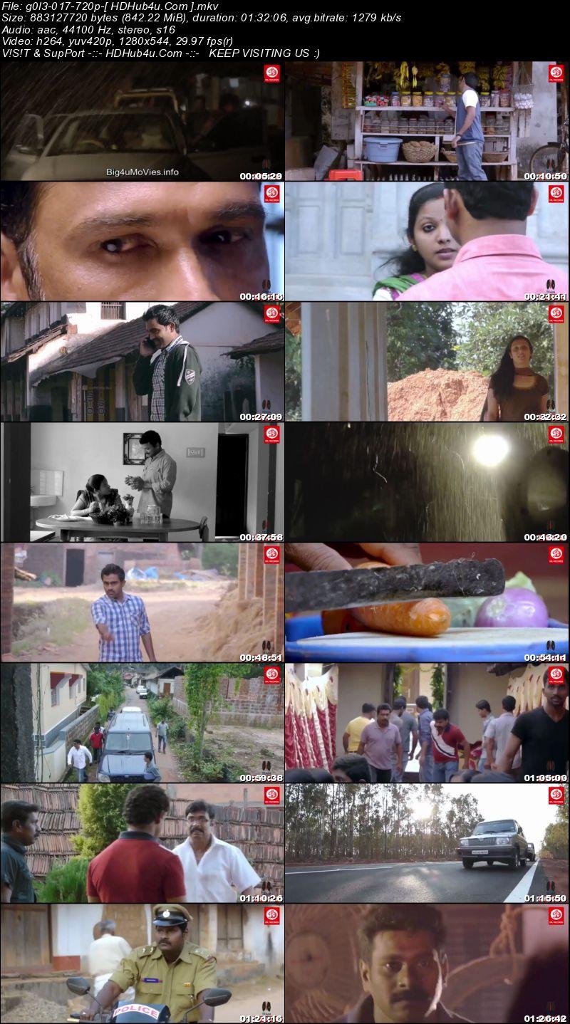 Gollee 2017 Hindi Dubbed 480p HDRip 290Mb Download