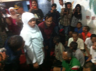 Kunjungi Padepokan Pak Wulung, Mensos : Format Rehabilitasi Penyandang Psikotik Patut Ditularkan