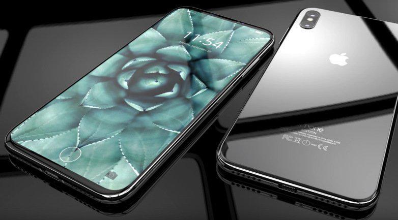 iPhone 8 Sızdırıldı! İşte iPhone 8'den Görüntüler!