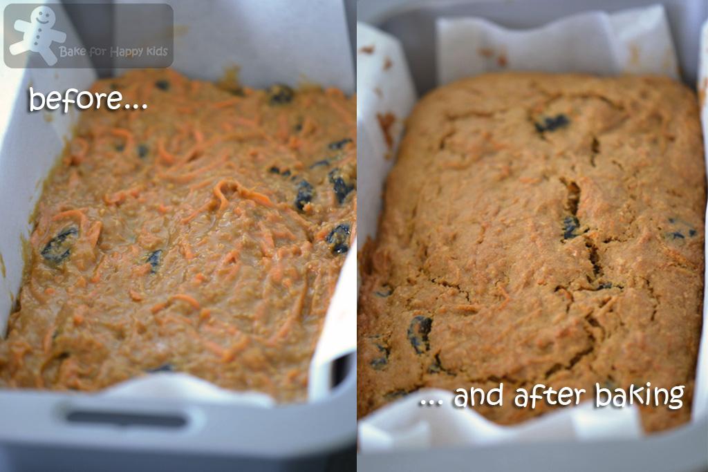 Low Fat Carrot Cake Recipe Delia Smith
