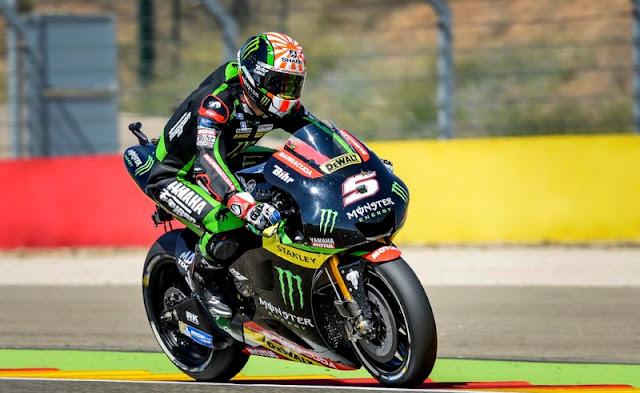 Johann Zarco tidak sabar untuk mengaspal di MotoGP Australia