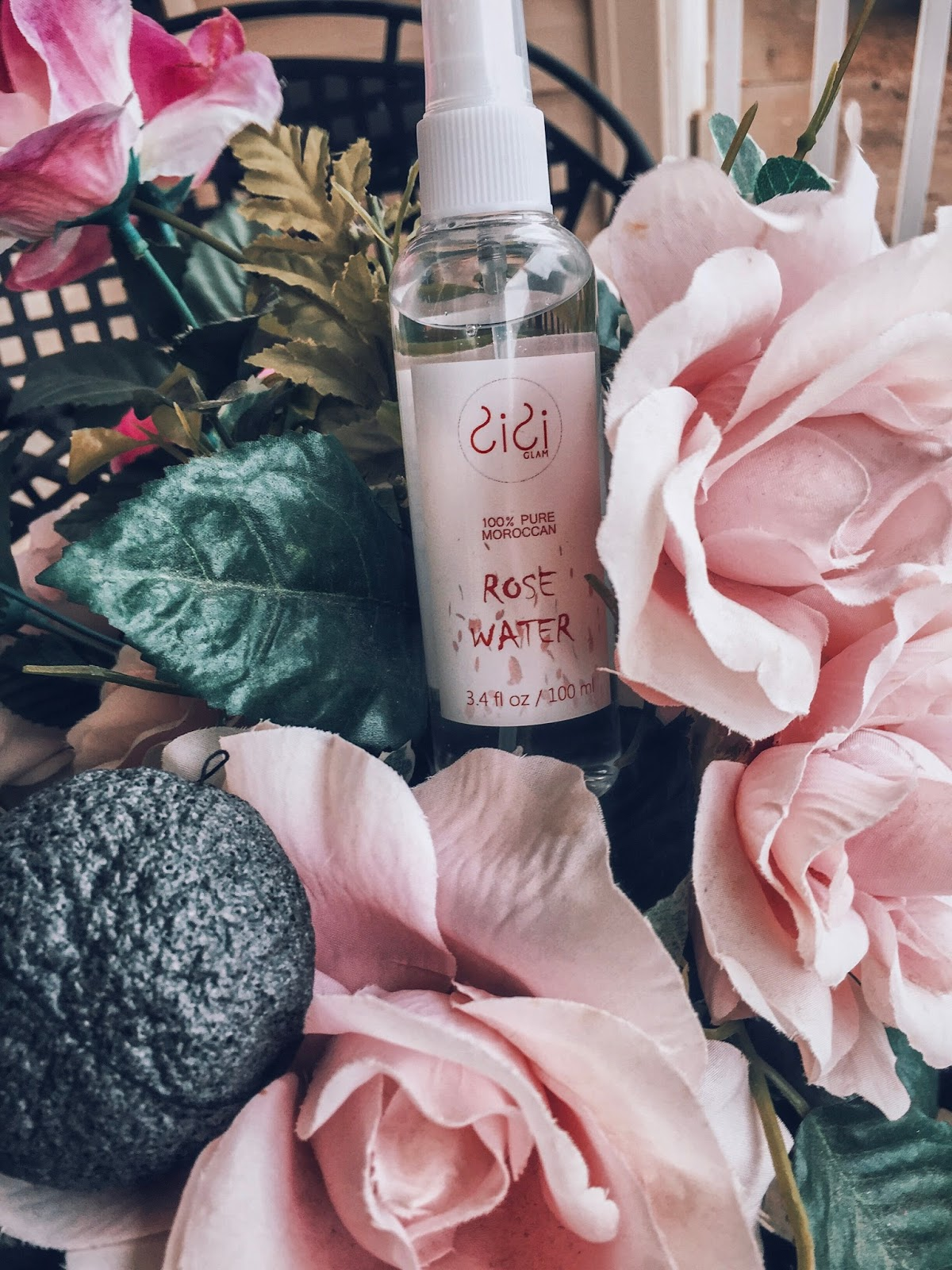 BEAUTY PRODUCT REVIEW: ROSE WATER