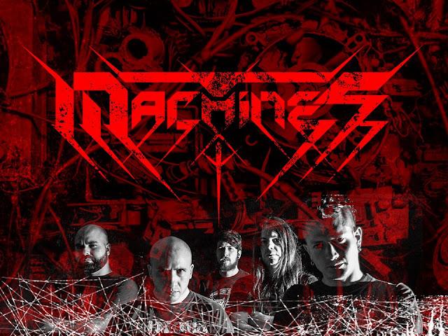 En este episodio de Desconectado Pizza & Rock compartimos historias con la banda T-MACHINES, 🎸 una banda de Death Metal. ✅