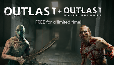 Download FREE Outlast Deluxe Edition Windows, Mac & Linux Game Steam Key Until 23 September 2017