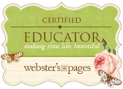 Websters Certified Educator