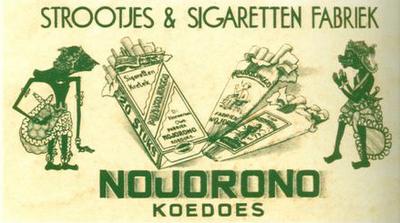 logo rokok nojorono