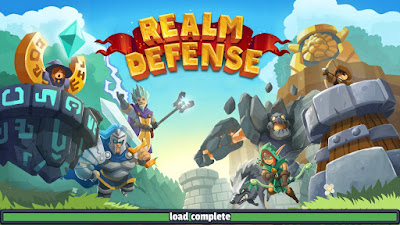 Realm Defense: Hero Legends TD Mod (Unlock + Unlimited Money) v1.10.7 Offline