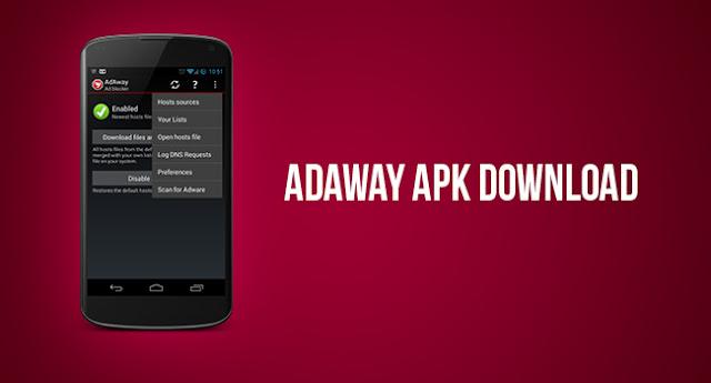 AdAway Apk App Download