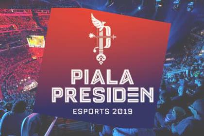 Piala Presiden e-Sport 2019 Dibuka, Berapa Total Hadiahnya?