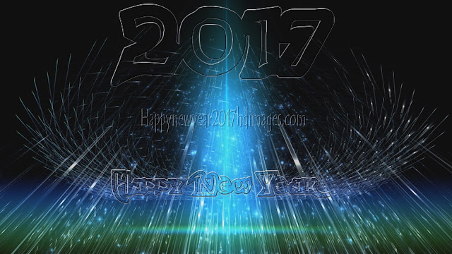 Happy New Year 2017 1080p Photos With Sparkling Background - Happy New Year 2017 hd Sparkling Photos Download free