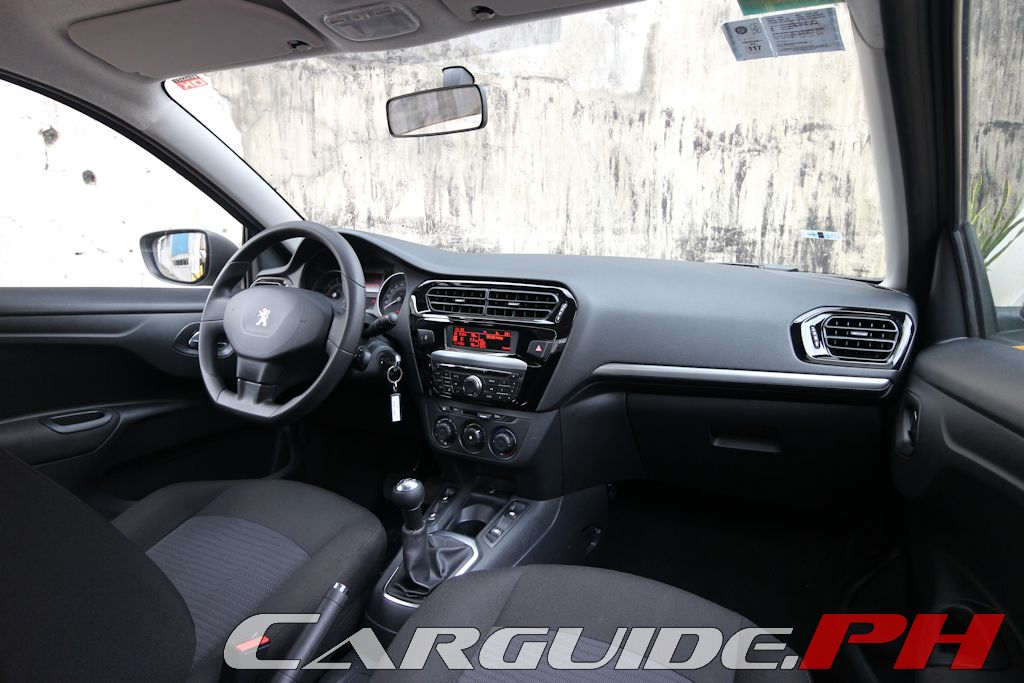 Review 2015 Peugeot 301 1 6 Hdi Philippine Car News Car Reviews