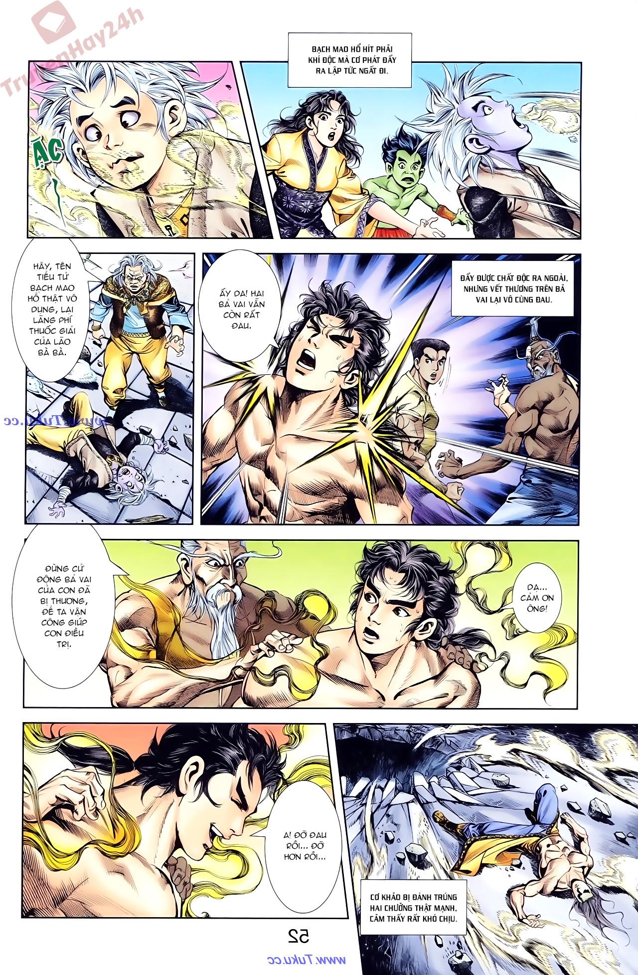 Cơ Phát Khai Chu Bản chapter 85 trang 6