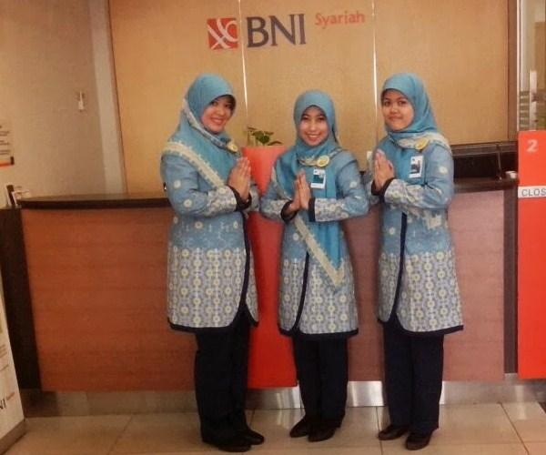 PT BANK BNI SYARIAH : SELEKSI CALON PEGAWAI - ACEH, INDONESIA