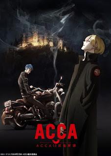ACCA: 13-ku Kansatsu-ka Castellano