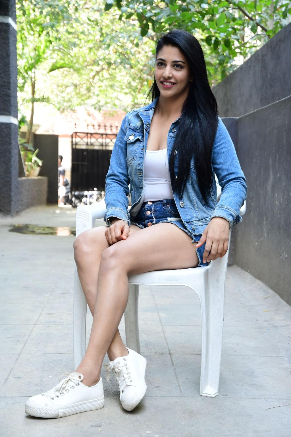 Daksha Nagarkar Photoshoot in Shorts - Latest Movie Updates, Movie  Promotions, Branding Online and Offline Digital Marketing Services