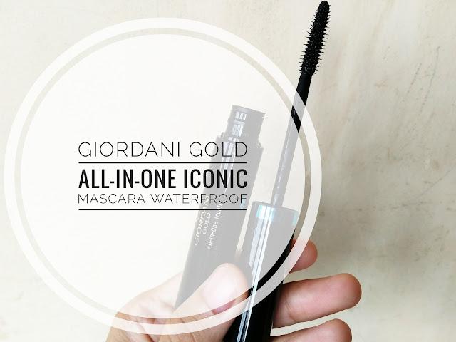 Mascara Giordani Gold