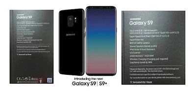 Samsung Galaxy S9 Plus User Guide Manual and Tutorial