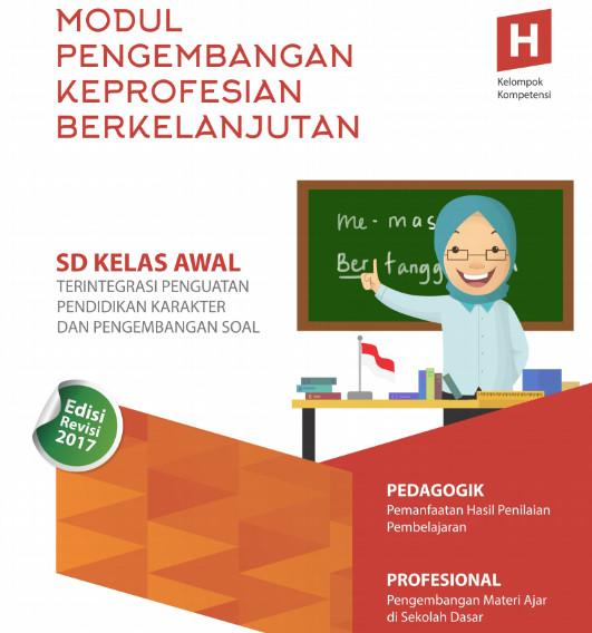 Modul SIM PKB Kompetensi H SD Kelas Rendah Tahun 2017 [PDF]