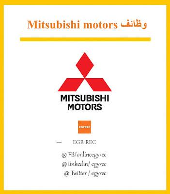 وظائف شركة ميتسوبيشي موتورز  Mitsubishi- Egypt بالادارة المالية