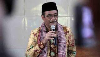 Titipan Ahok ke Djarot : Masjid Kalijodo hingga Simpang Semanggi