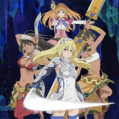 Danmachi Sword Oratoria Audio Castellano 12/12 |MEGA| |MediaFire| 2018