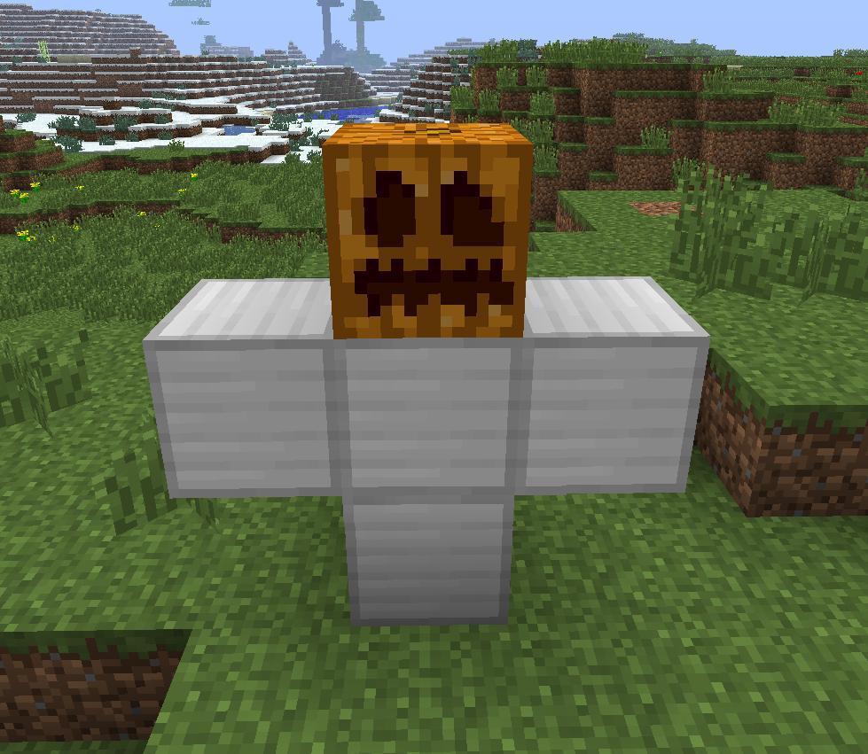 Minecraft 1.2 : Golem de Fer (Iron Golem) | Minecraft in Face